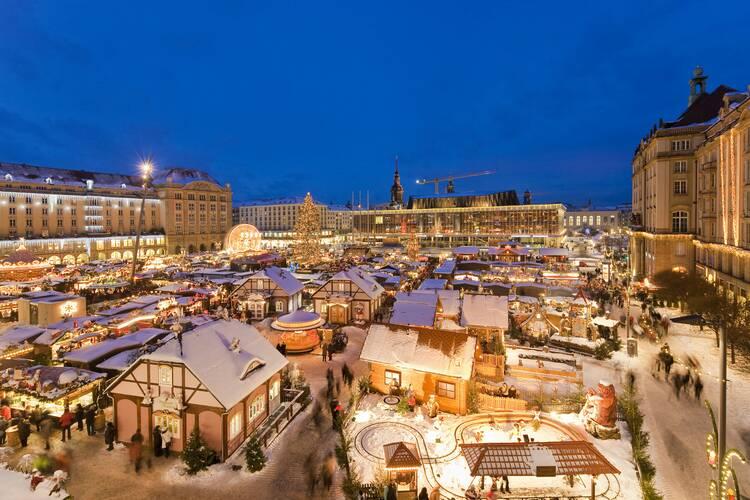 Schönster Weihnachtsmarkt Deutschlands.Die 10 Schönsten Weihnachtsmärkte In Deutschland