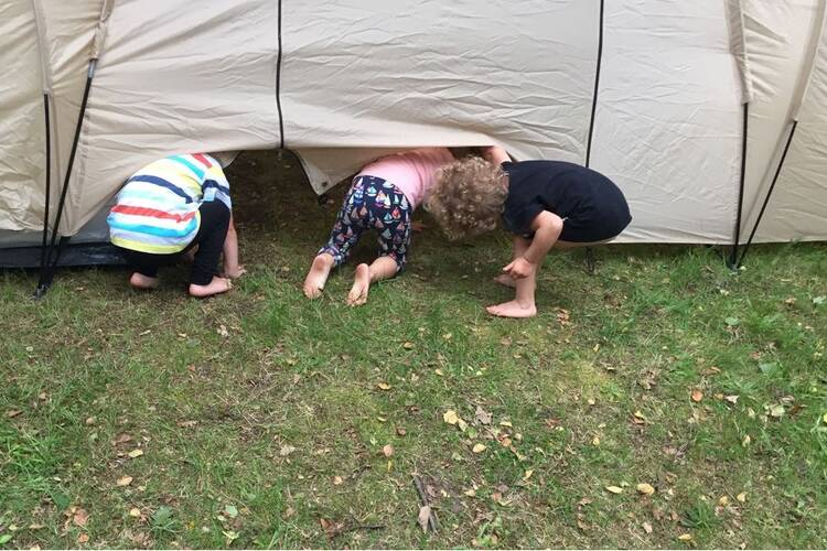 Camping Familien Bayern