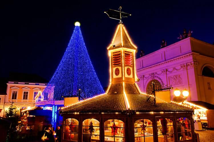 Der Schönste Weihnachtsmarkt.Die Fünf Schönsten Weihnachtsmärkte In Potsdam